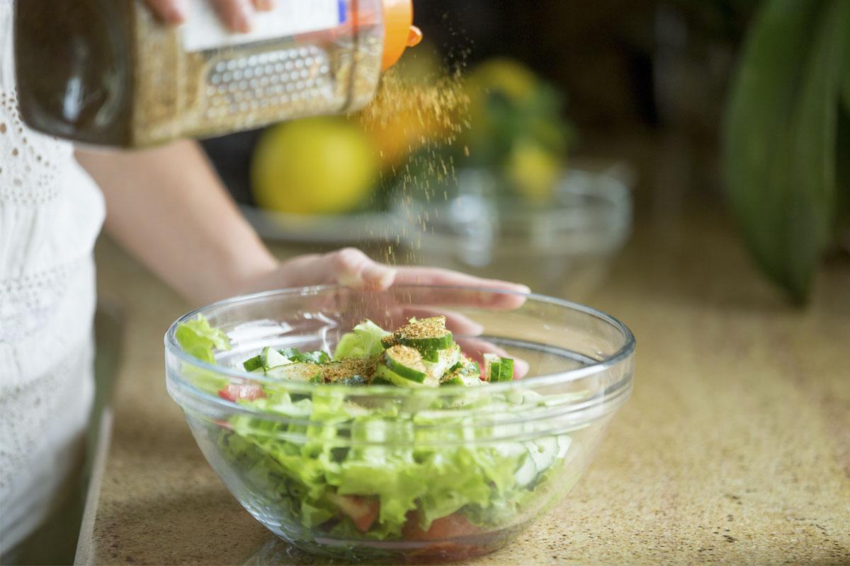 Alimentos que ayudan a mejorar la sinusitis